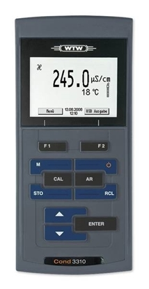 Picture of WTW Cond 3310 instrument