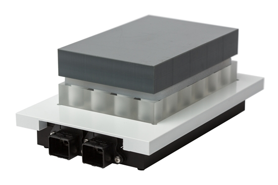 Picture of Compression block for microplate