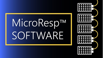 Picture of MicroResp™ version 1 automated microplate respirometry software