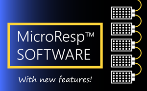 New MicroResp<sub>®</sub> software and quick guide